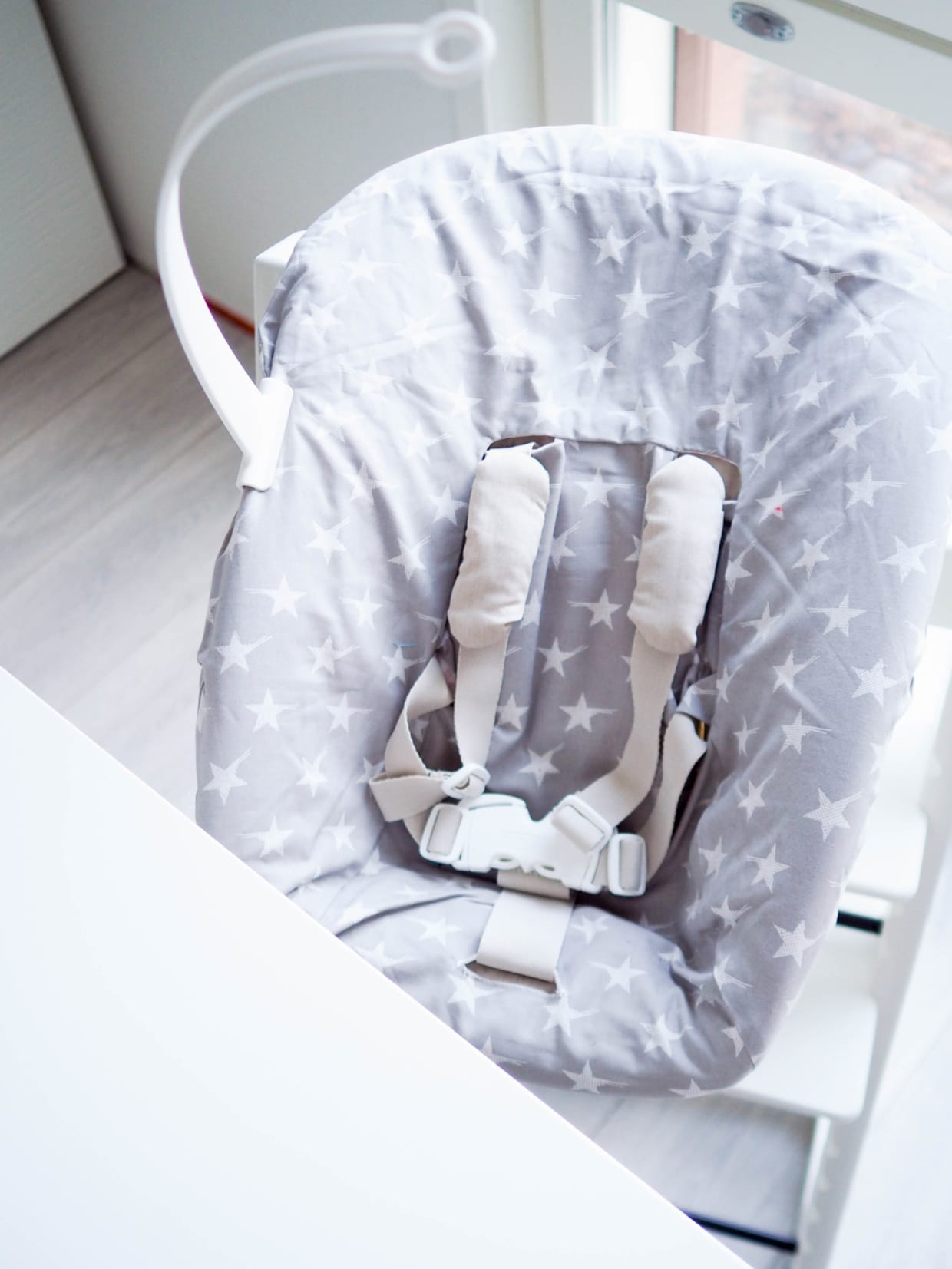 Vauvan varusteet stokke home collection but i 39 m a human for Tripp trapp newborn set usato