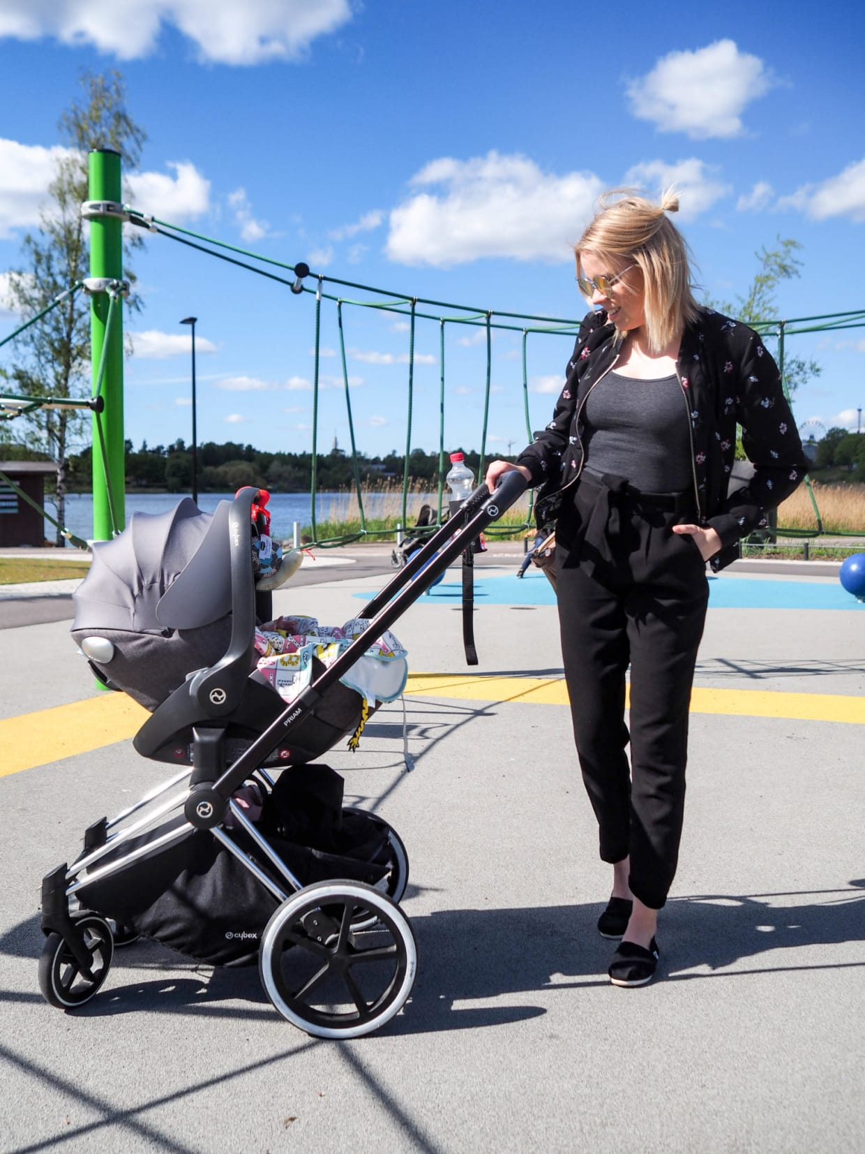 Cybex Priam ja Cloud Q